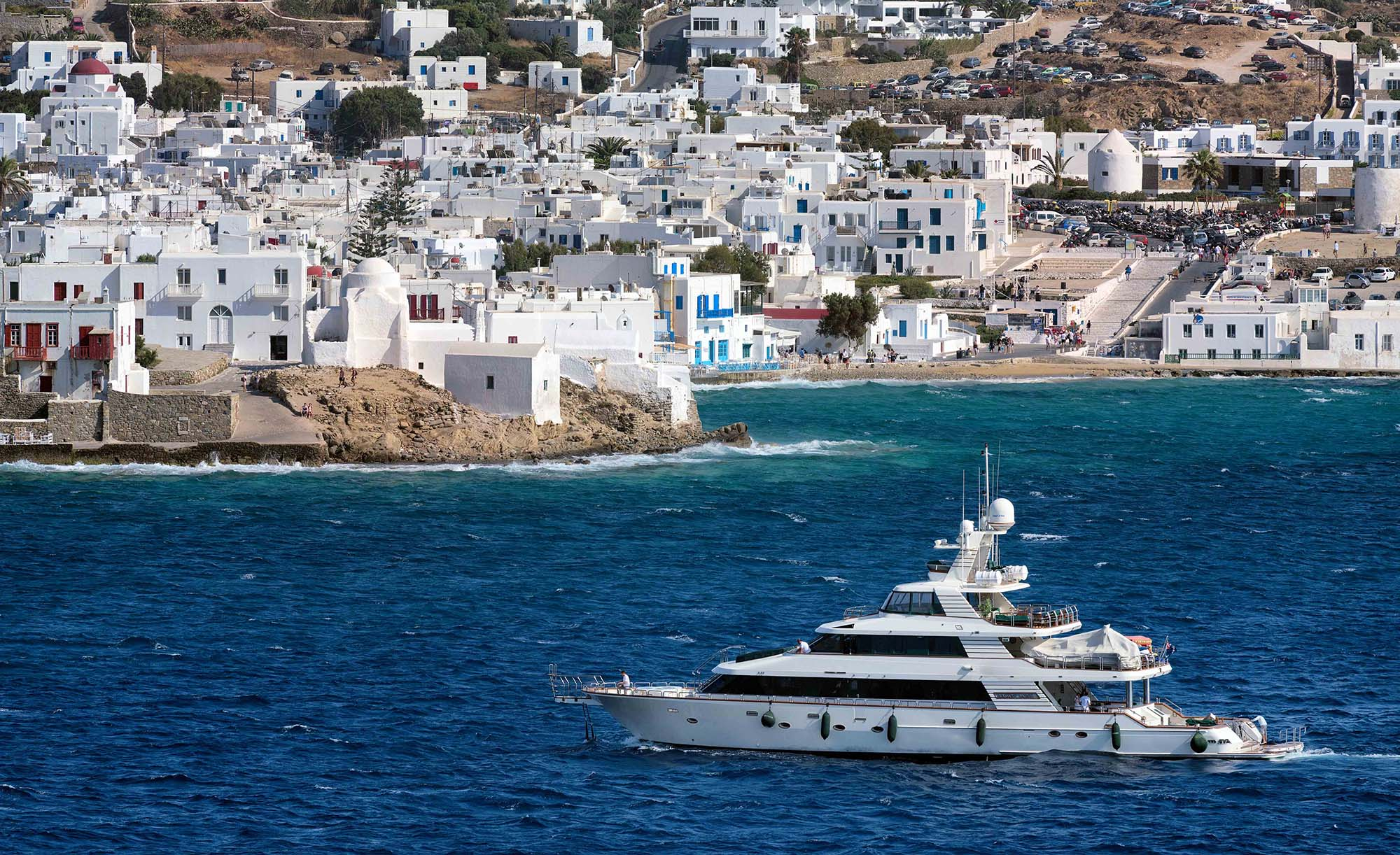 Guide me in Greece tours - Mykonos