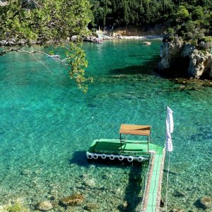 corfu scenic private tour