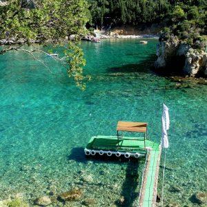 corfu scenic private tour