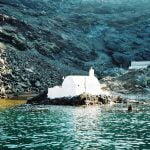 santorini private boat island tour