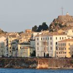 corfu walking tour