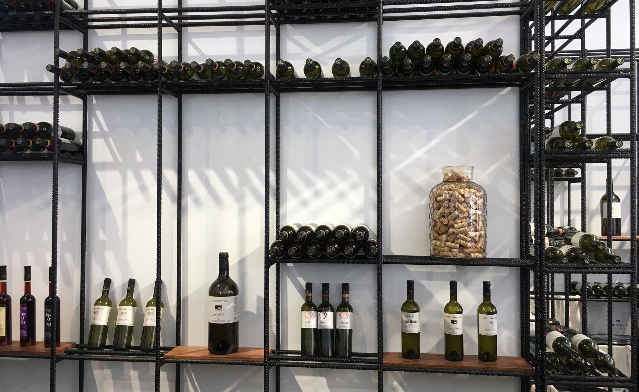 santorini private wine tour