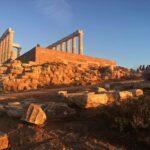 cape sounion poseidon temple sunset tour